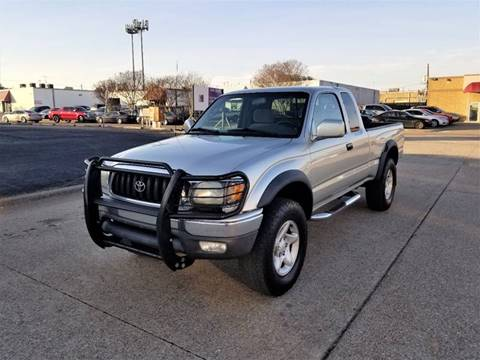2001 Toyota Tacoma for sale at Image Auto Sales in Dallas TX