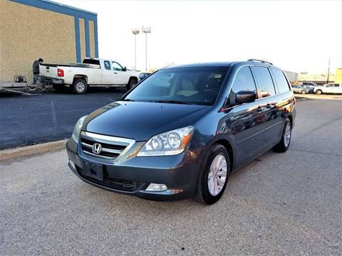 2006 Honda Odyssey for sale at Image Auto Sales in Dallas TX