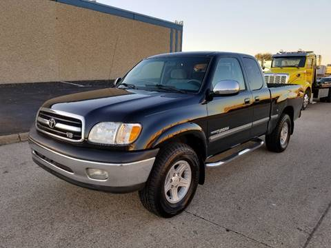 2000 Toyota Tundra for sale at Image Auto Sales in Dallas TX