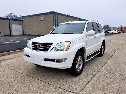 2008 Lexus GX 470 for sale at Image Auto Sales in Dallas TX