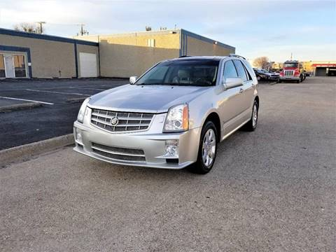 2007 Cadillac SRX for sale at Image Auto Sales in Dallas TX