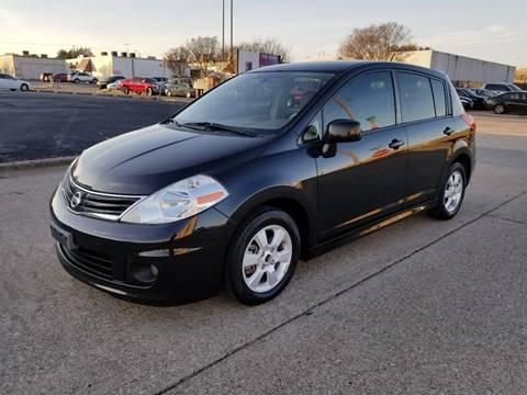 2010 Nissan Versa for sale at Image Auto Sales in Dallas TX