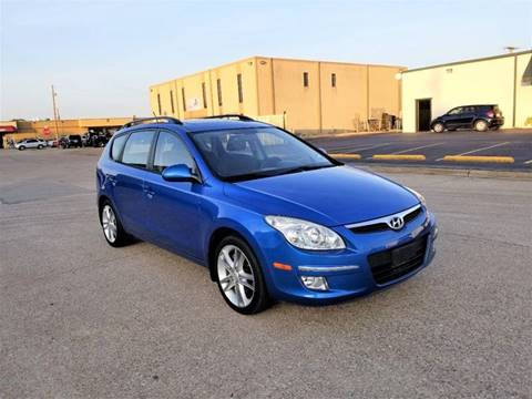 2010 Hyundai Elantra Touring for sale at Image Auto Sales in Dallas TX