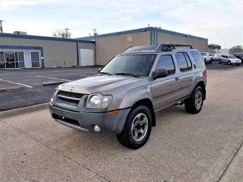 2004 Nissan Xterra for sale at Image Auto Sales in Dallas TX