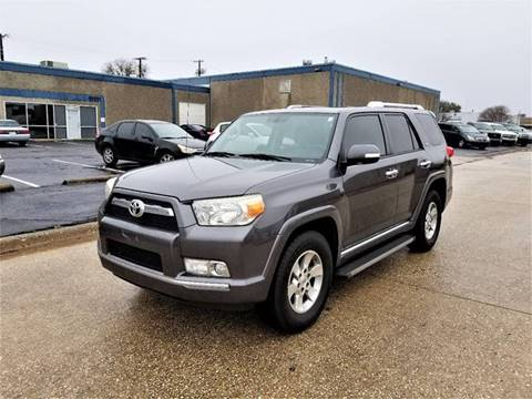 2011 Toyota 4Runner for sale at Image Auto Sales in Dallas TX