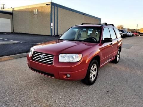 2006 Subaru Forester for sale at Image Auto Sales in Dallas TX