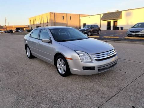 2007 Ford Fusion for sale at Image Auto Sales in Dallas TX