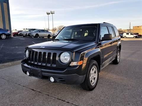 2011 Jeep Patriot for sale at Image Auto Sales in Dallas TX