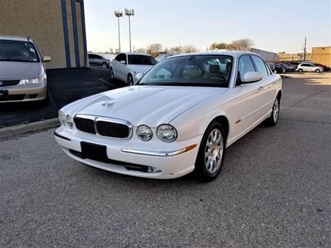 2004 Jaguar XJ-Series for sale at Image Auto Sales in Dallas TX