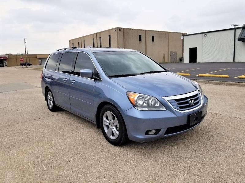 High Quality 2010 Honda Odyssey Touring