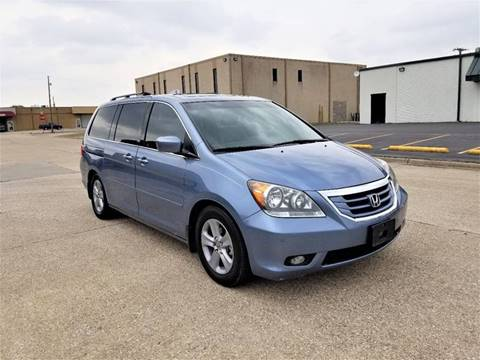 2010 Honda Odyssey for sale at Image Auto Sales in Dallas TX