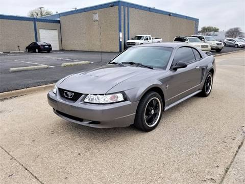 2003 Ford Mustang for sale at Image Auto Sales in Dallas TX