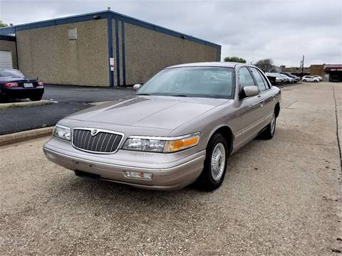 1995 Mercury Grand Marquis for sale at Image Auto Sales in Dallas TX