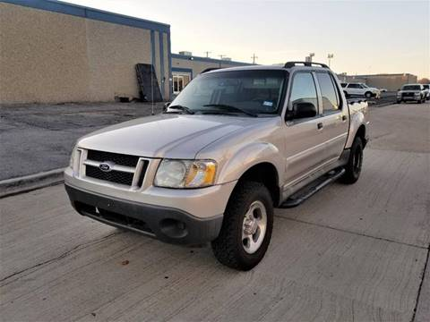 2004 Ford Explorer Sport Trac for sale at Image Auto Sales in Dallas TX