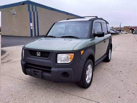 2005 Honda Element for sale at Image Auto Sales in Dallas TX