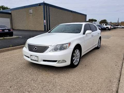 2007 Lexus LS 460 for sale at Image Auto Sales in Dallas TX
