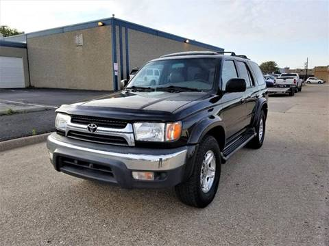 2002 Toyota 4Runner for sale at Image Auto Sales in Dallas TX