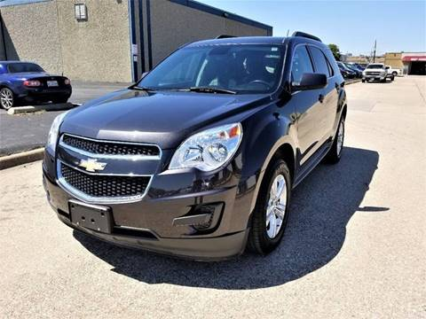 2015 Chevrolet Equinox for sale at Image Auto Sales in Dallas TX