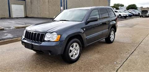 2008 Jeep Grand Cherokee for sale at Image Auto Sales in Dallas TX