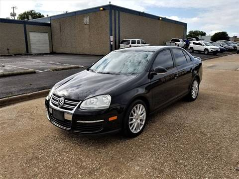 2009 Volkswagen Jetta for sale at Image Auto Sales in Dallas TX