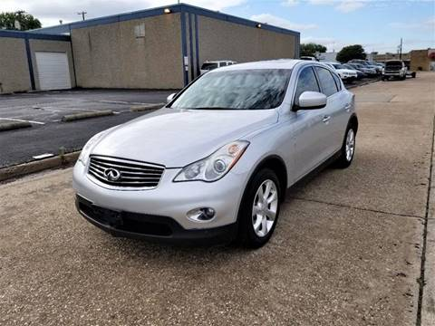 2010 Infiniti EX35 for sale at Image Auto Sales in Dallas TX