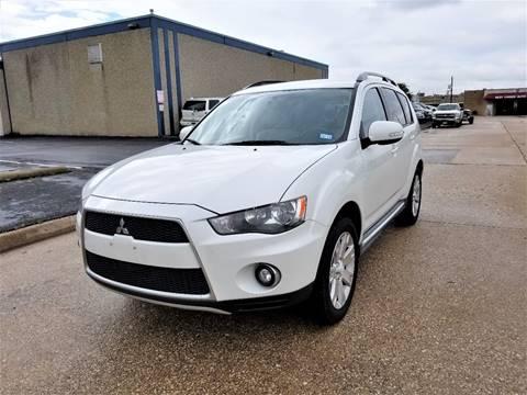 2011 Mitsubishi Outlander for sale at Image Auto Sales in Dallas TX