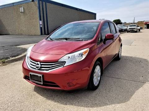 2014 Nissan Versa Note for sale at Image Auto Sales in Dallas TX