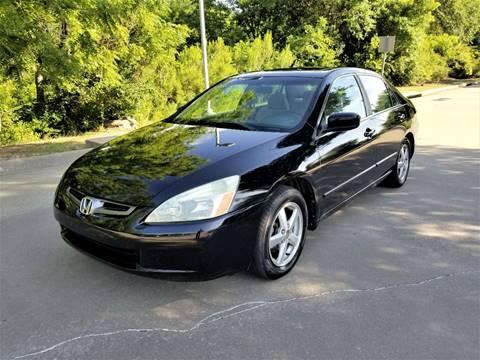 2004 Honda Accord for sale at Image Auto Sales in Dallas TX