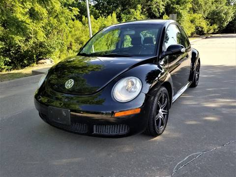 2010 Volkswagen New Beetle for sale at Image Auto Sales in Dallas TX