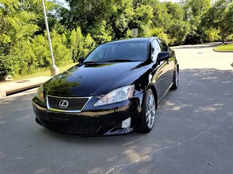 2007 Lexus IS 250 for sale at Image Auto Sales in Dallas TX