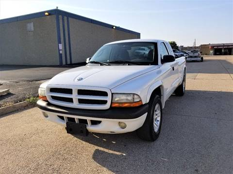 2003 Dodge Dakota for sale at Image Auto Sales in Dallas TX