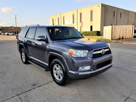 2010 Toyota 4Runner for sale at Image Auto Sales in Dallas TX
