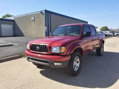 2004 Toyota Tacoma for sale at Image Auto Sales in Dallas TX