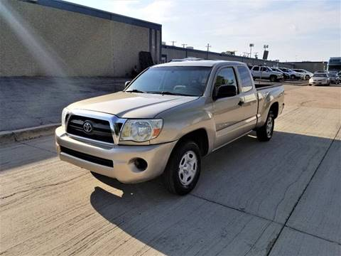 2005 Toyota Tacoma for sale at Image Auto Sales in Dallas TX