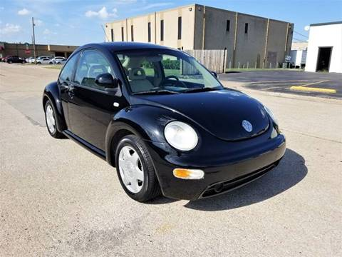 2000 Volkswagen New Beetle for sale at Image Auto Sales in Dallas TX
