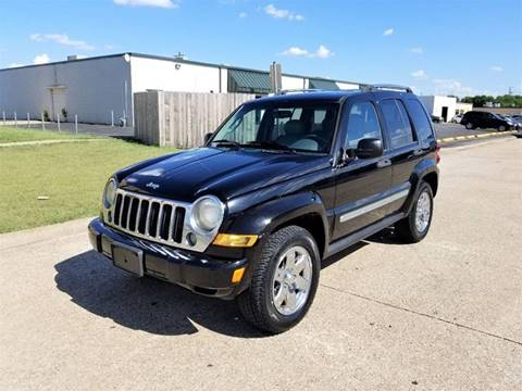 2006 Jeep Liberty for sale at Image Auto Sales in Dallas TX