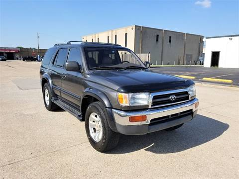 1997 Toyota 4Runner for sale at Image Auto Sales in Dallas TX