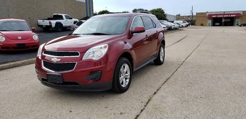 2010 Chevrolet Equinox for sale at Image Auto Sales in Dallas TX