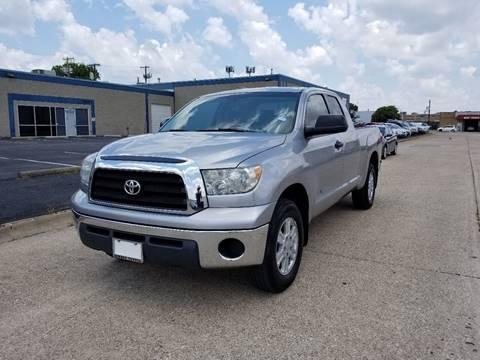 2008 Toyota Tundra for sale at Image Auto Sales in Dallas TX