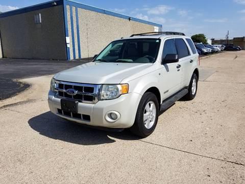 2008 Ford Escape for sale at Image Auto Sales in Dallas TX