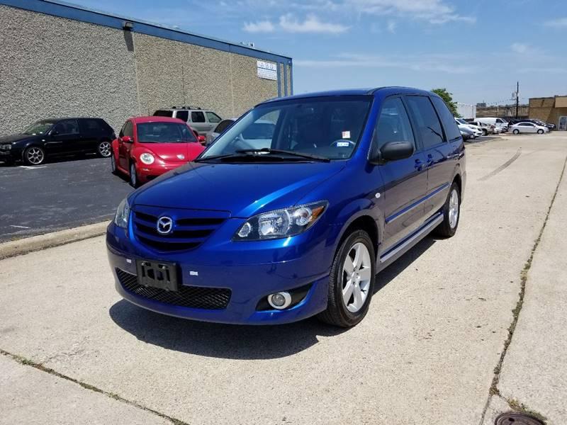 2004 Mazda Mpv Es In Dallas Tx Image Auto Sales