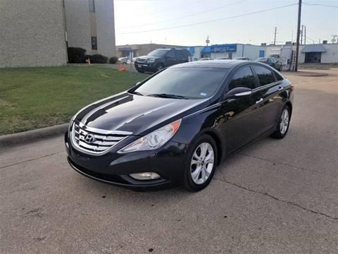 2011 Hyundai Sonata for sale at Image Auto Sales in Dallas TX