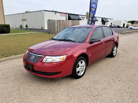2007 Saturn Ion for sale at Image Auto Sales in Dallas TX