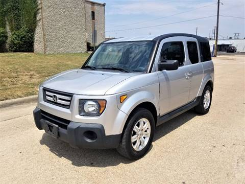 2007 Honda Element for sale at Image Auto Sales in Dallas TX