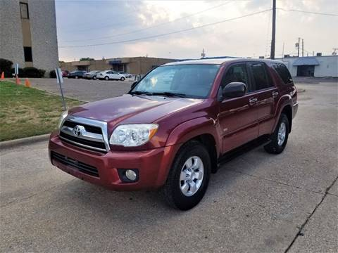 2008 Toyota 4Runner for sale at Image Auto Sales in Dallas TX