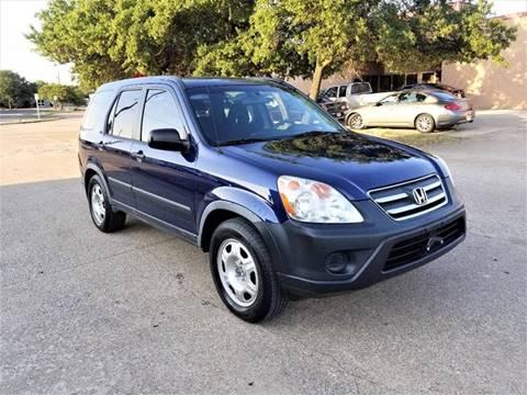 2005 Honda CR-V for sale at Image Auto Sales in Dallas TX