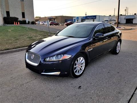 2014 Jaguar XF for sale at Image Auto Sales in Dallas TX