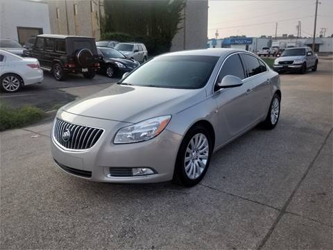2011 Buick Regal for sale at Image Auto Sales in Dallas TX
