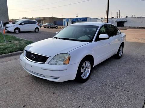 2005 Ford Five Hundred for sale at Image Auto Sales in Dallas TX
