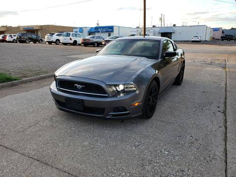 2014 Ford Mustang for sale at Image Auto Sales in Dallas TX